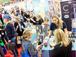 Nordic Organic Food Fair Offers Frozen Innovations