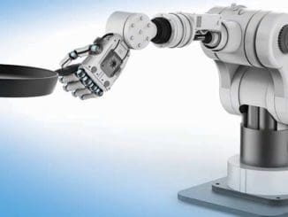 Robots Are Taking over in Foodservice