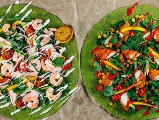 Central Foods Unveils New Spinach Wrap