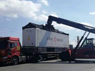 "UK/China Partnership Sees the Development of World's First PCM ""Refrigerated"" Road/Rail Container"