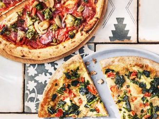 Iceland Foods Unveils Two Vegan Pizza Options