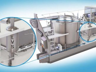 JBT's New System to Reduce Drying Times for Spiral Freezers