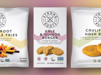 Strong Roots to Bring Line of Plant-based Frozen Foods to the US