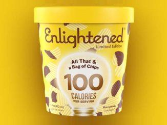 Enlightened Introduces Potato Chip Ice Cream