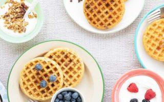 breakfast line
