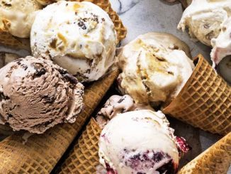Most Brits Like Mix-ins in Their Ice Cream, Survey Finds
