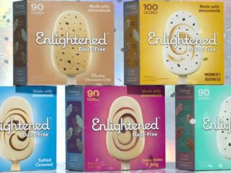Enlightened Unveils Dairy-free, Low-calorie Ice Cream Bars