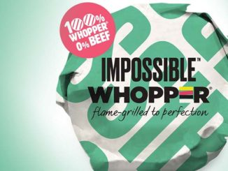 Burger King Starts Selling Meat-less Whopper