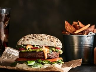 Quorn Introduces Vegan Ultimate Burger