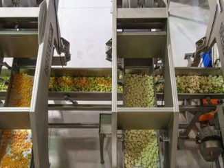 Key Technology Installs Iso-Flo Vibratory Shakers in Mexico