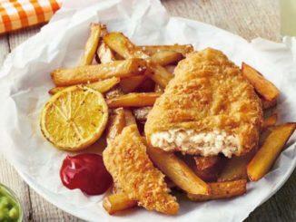 Quorn Introduces Vegan Fish-less Fillet Range