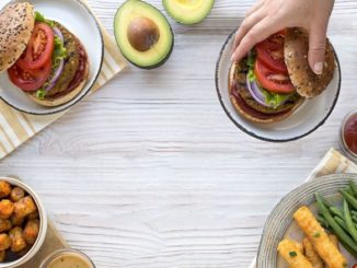 The Latest Meatless Burger Comes from Dr. Praeger