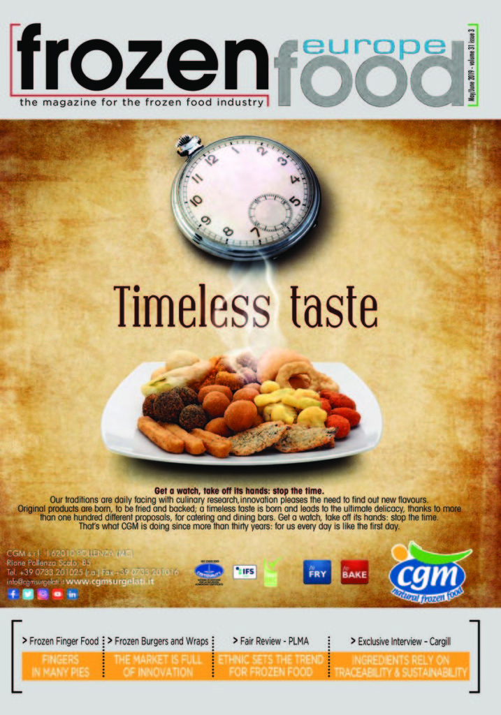 Homepage - Frozen Food Europe