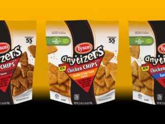 Tyson Debuts Chicken Chips