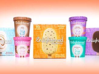 Enlightened Debuts Keto Ice Cream Range