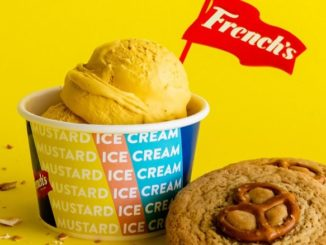 French's Partners with Coolhaus for Mustard Ice Cream