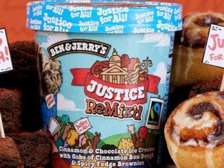 Ben & Jerry's New Flavor Backs Criminal Justice Reform