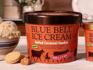 Blue Bell Unveils New Salted Caramel Cookie Flavor