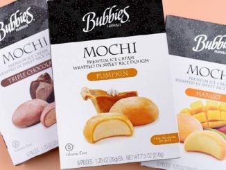 Bubbies Debuts Two Mochi Ice Creams this Autumn